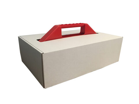 8130 - Toolbox Red